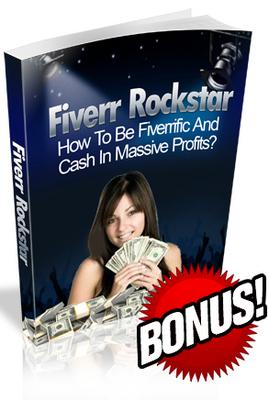 Product picture Fiverr Rockstar MRR with Bonus Instant Fiverr Goldrush