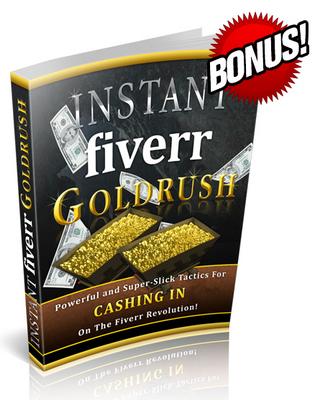 Product picture Instant Fiverr Goldrush MRR with Bonus Fiverr Rockstar